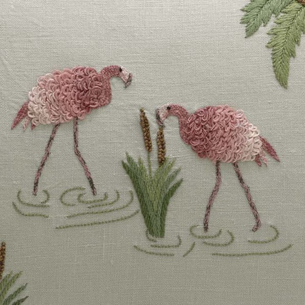 C660B Cropped – Flamingos
