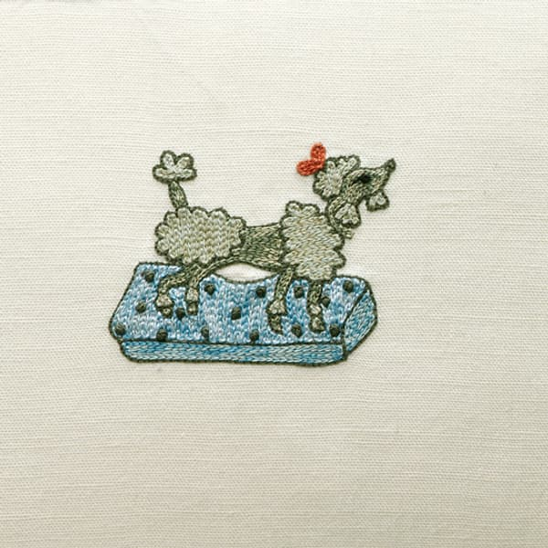 C711 Det – Dogs in bed