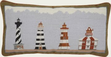 Four lighthouses