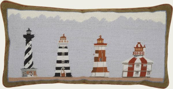 Image 450 – Four lighthouses