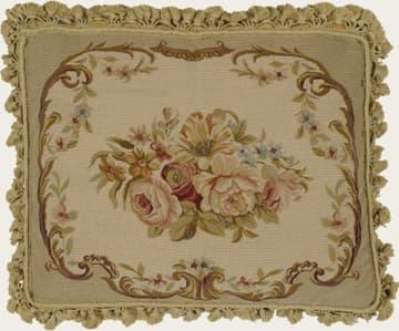Aubusson pink bouquet