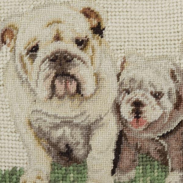 N5412 1 – Three bulldogs
