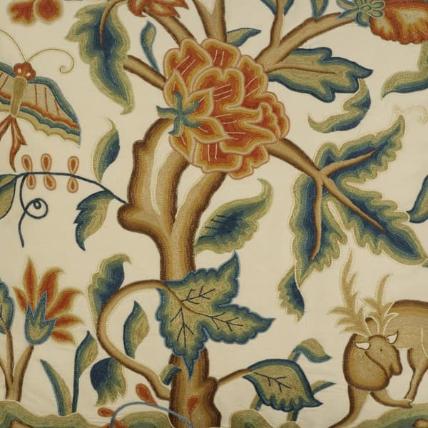 C206B detail – Tree of life with birds