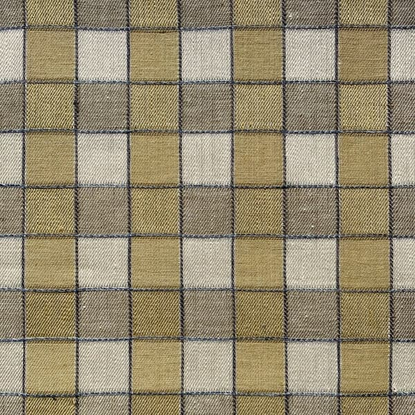 FCL100 01 – Alma Check in Hemp and Sand