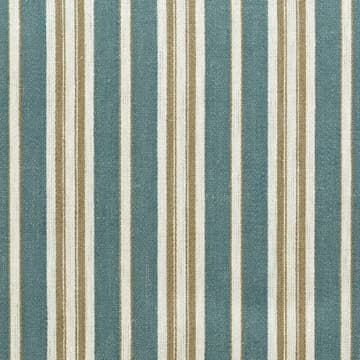 Marcel Stripe in Antique Blue & Gold
