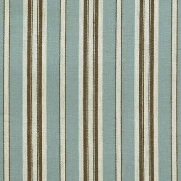 Marcel Stripe in Seafoam & Bronze