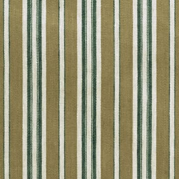 Marcel Stripe in Dark Gold & Green