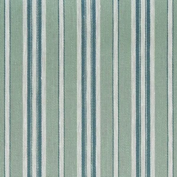 FTS100 05 – Marcel Stripe in Seamist & Antique Blue