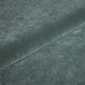 Mohair velvet in mist