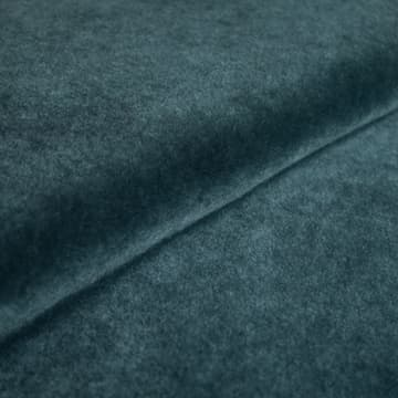 Mohair Velvet in midnight