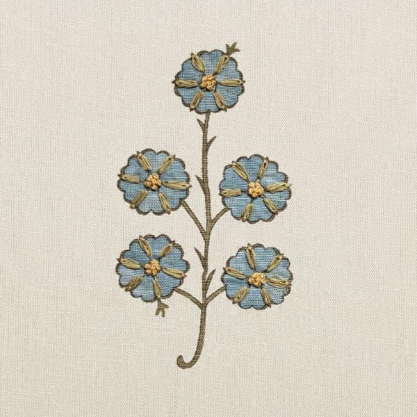 FN039 in Antique Blue – Gardenia
