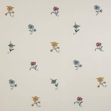 Forget-me-not & carnation sprig