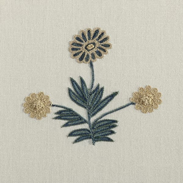 F126 A Detail 2 – Botanical