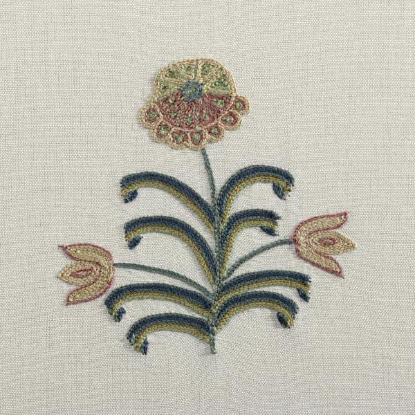 F126 A Detail 3 – Botanical