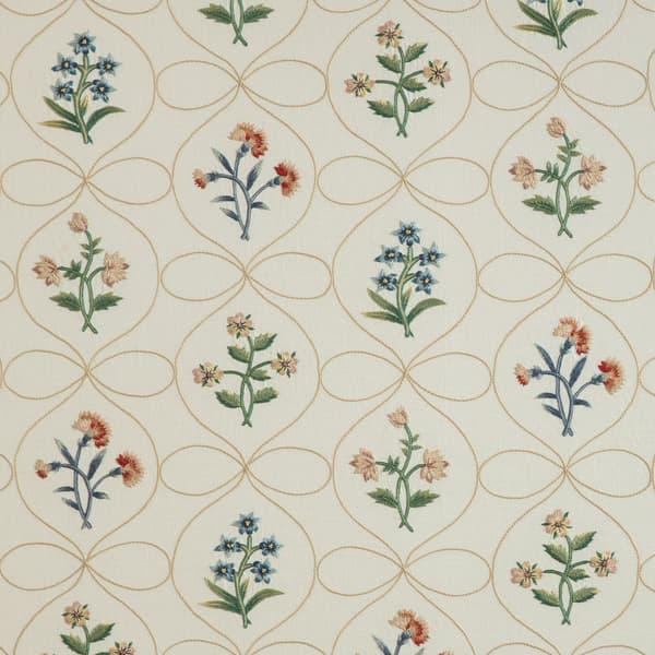 F316 – Meadow flowers trellis