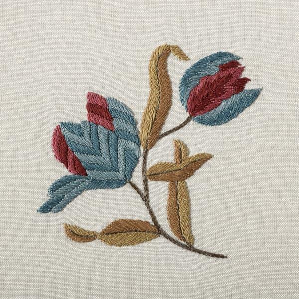 F396 Detail – Fleur du jardin