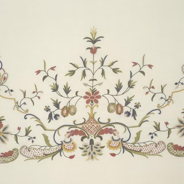 B302 – Raspberry & Cornflowers