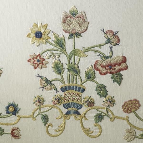 B316 – Meadow flowers trellis