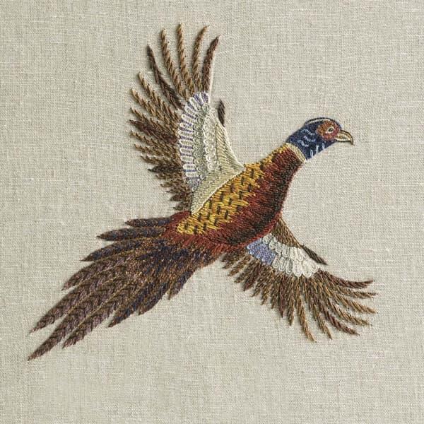 F976 V4 – Fleeing Pheasants