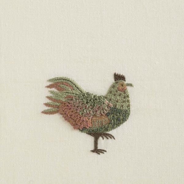 F977 detail – Chickens