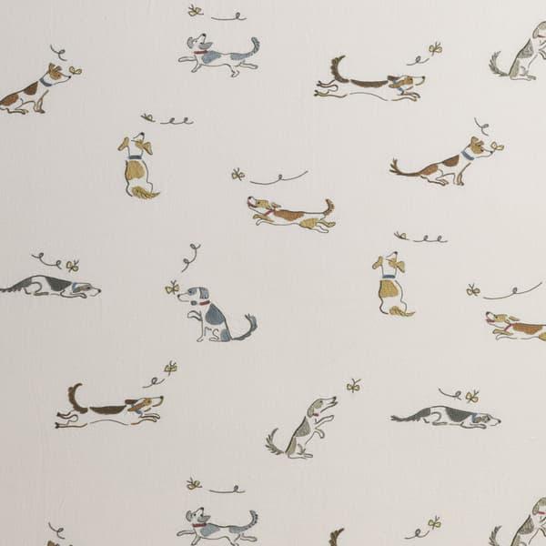 Fd712 – Dogs chasing butterflies