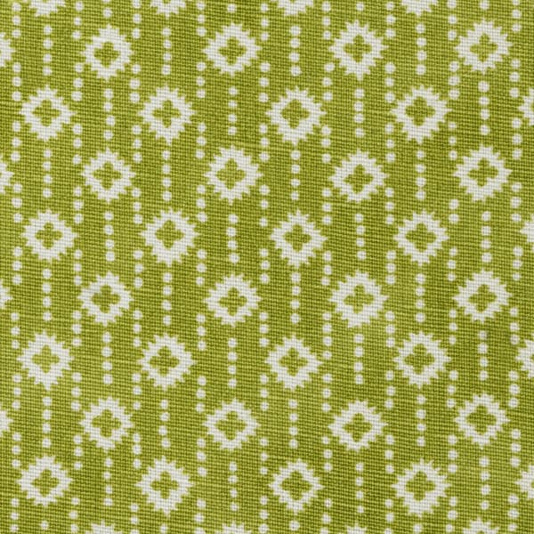 Fp1202 Detail – Raindrops in lime
