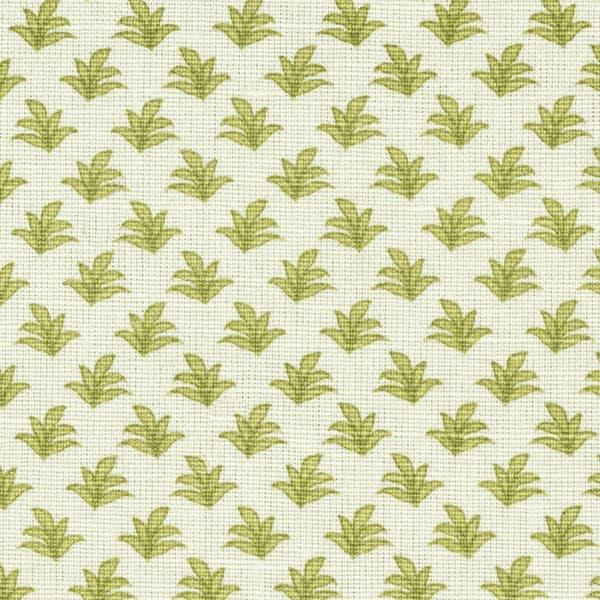 Fp1502 Detail – Fern in lime