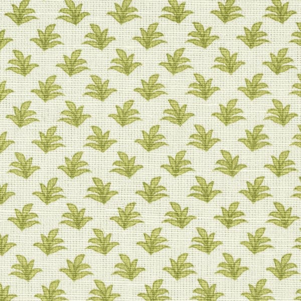 Fp1502 Detail – Fern in lime