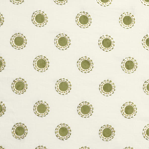 Fp3202 Ly – Dots in lime with dashes in lime/gold
