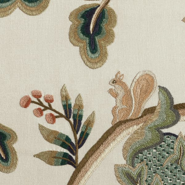 F331 Detail – Tree of life with squirrels
