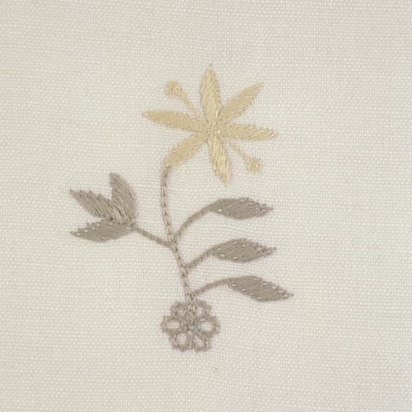 F051 J Yellow – Faded wildflowers