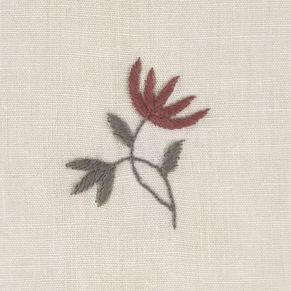 F051 R Raspberry – Faded wildflowers