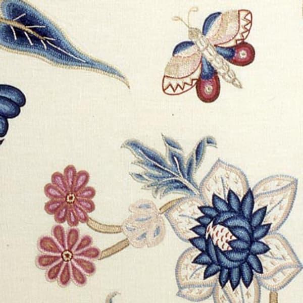 F114 D 8 – Lilies, magnolia & chrysanthemums