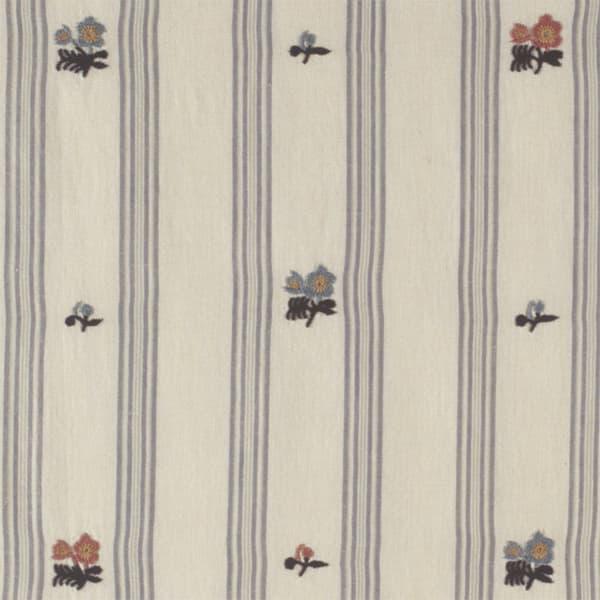 F150 B Close 7 – Provence sprig on stripes