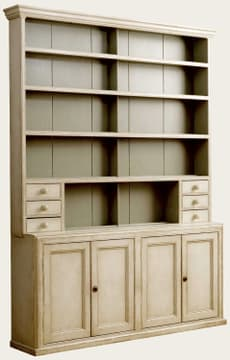 Narrow dresser