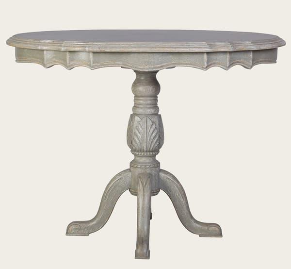 Gus115 A 39 – Acanthus pedestal table