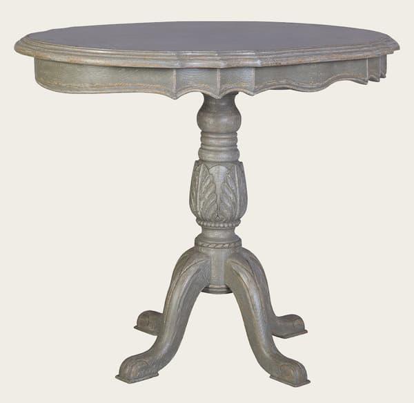 Gus115 A 39A – Acanthus pedestal table
