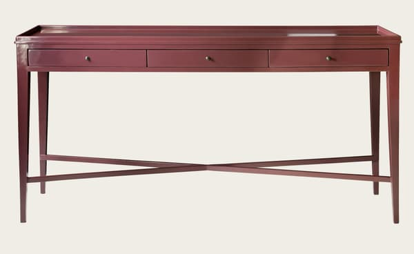 File 40 3 1 – Console with three drawers