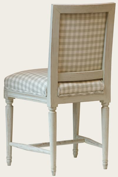 File 7 7 – Chair with upholstered back