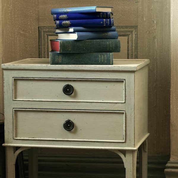 Gus031 5 – Bedside table with two drawers