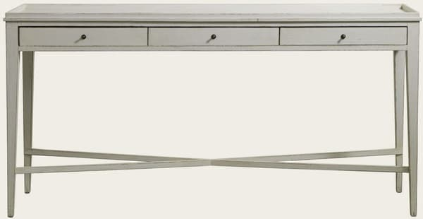 Gus091 8 – Console with three drawers