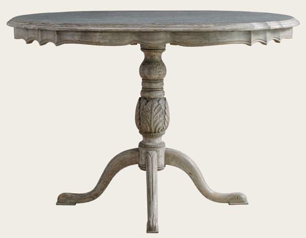 Gus115 39 – Acanthus pedestal table