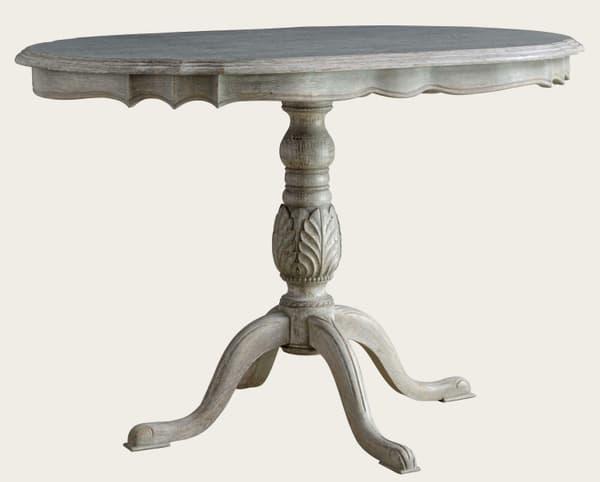 Gus115 39A – Acanthus pedestal table