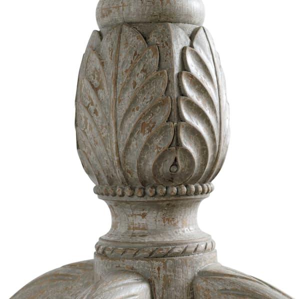 Gus115 39D – Acanthus pedestal table