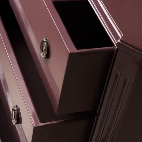 Gus 041 Lq Brinjal Detail – Small bureau