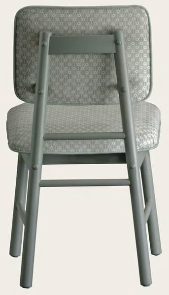 Mid010 Jb – Junior chair with upholstered back