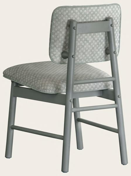 Mid010 Jba – Junior chair with upholstered back