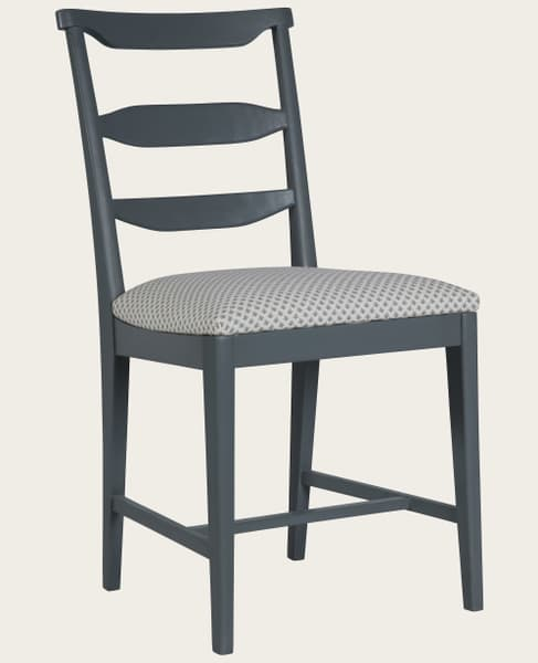 Mid013 09A – Chair with square back