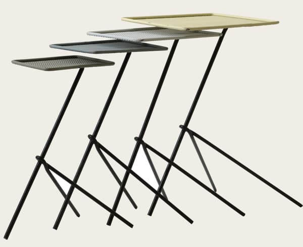 MID113 CC1 – Nesting tables