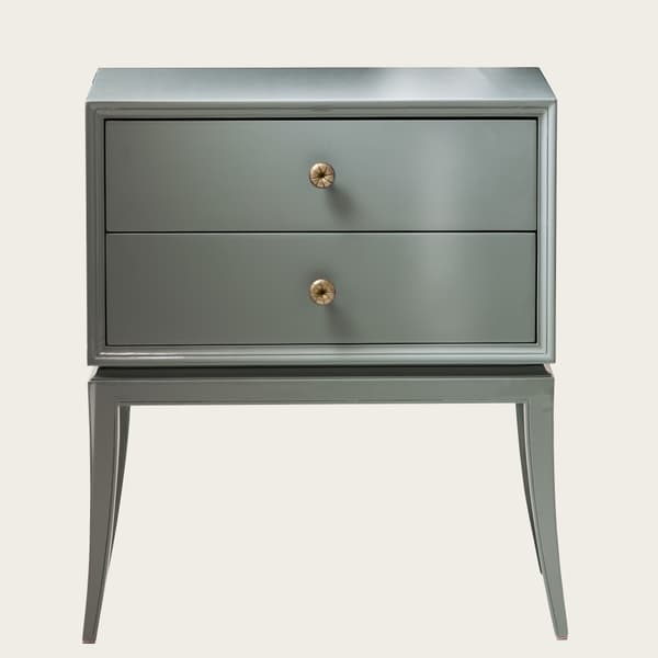 File 44 2 1 – Bedside table with two drawers